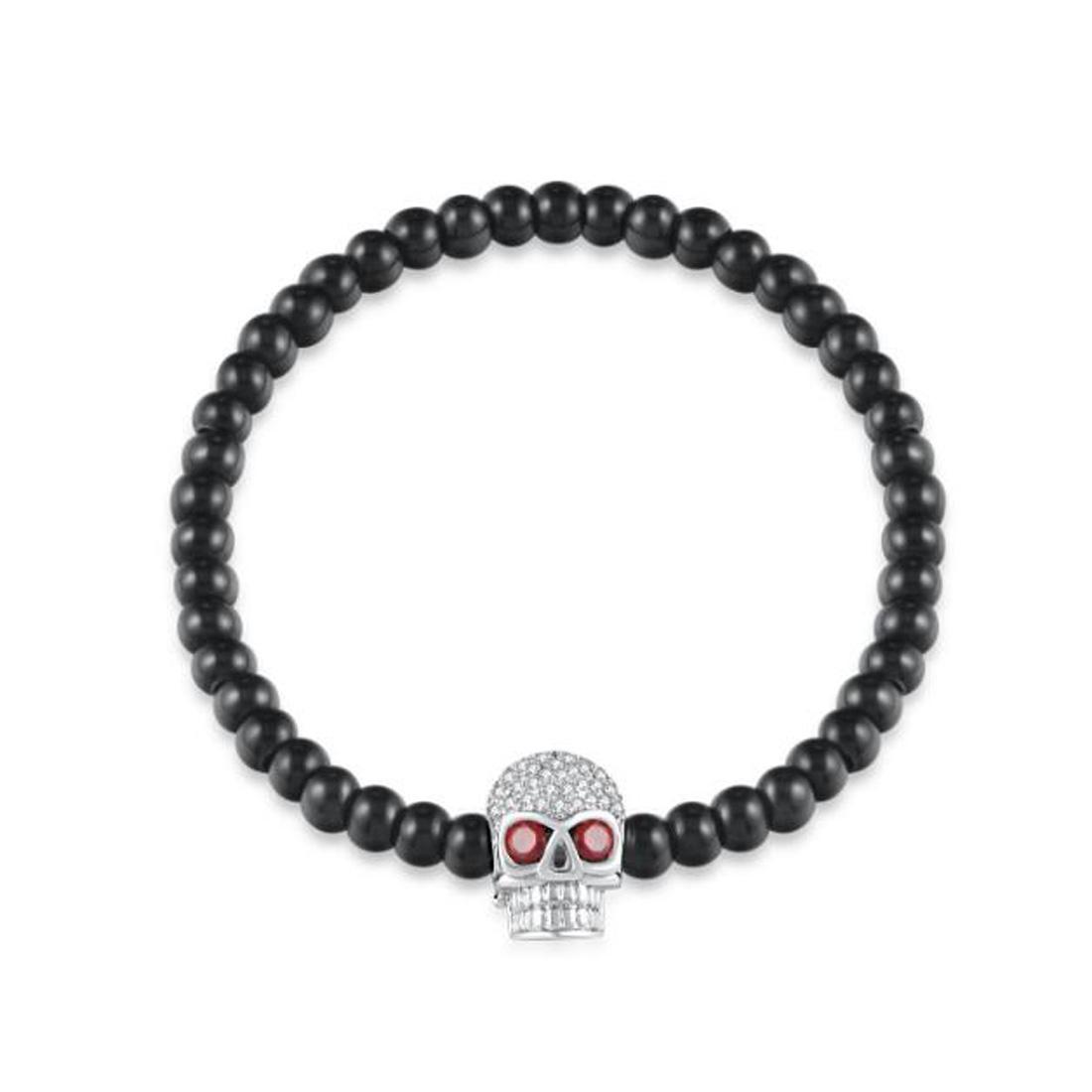 6pcs Music Charm Tibetan Silver Bead Finding Jewellery Making 32x11mm