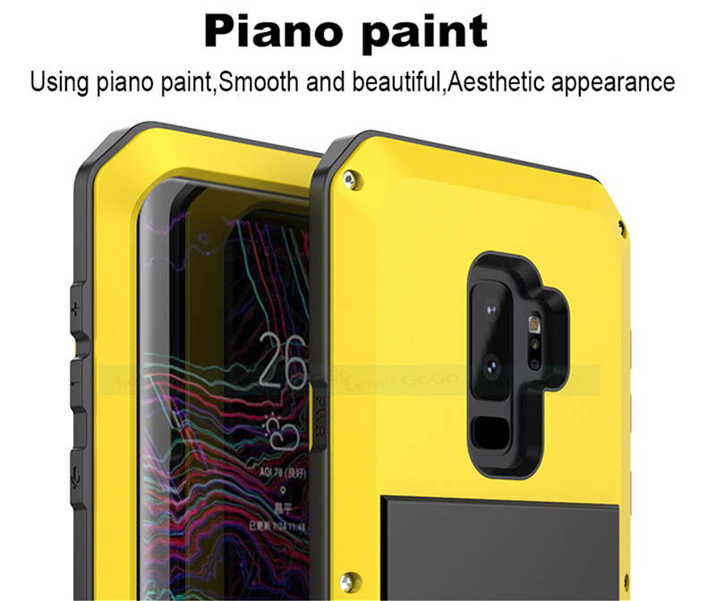 Samsung Galaxy S8 S9 Plus Note 8 9 shockproof phone cover case 6