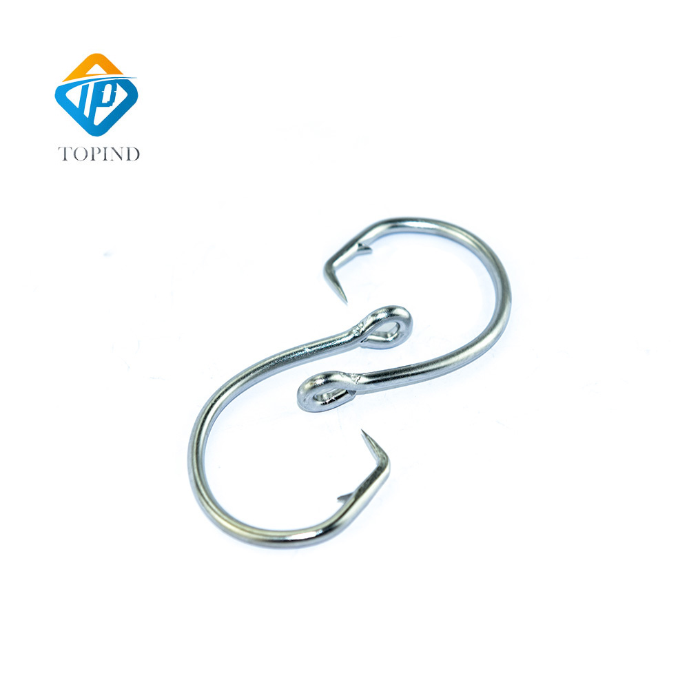 Stainless Steel Tuna Circle Fishing Hook