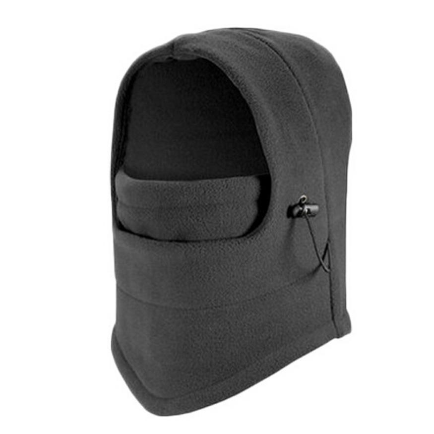 The new Winter Fleece Scarf Neck Warmer Face Mask Skiing Cycling Hiking Mask hat drop m7
