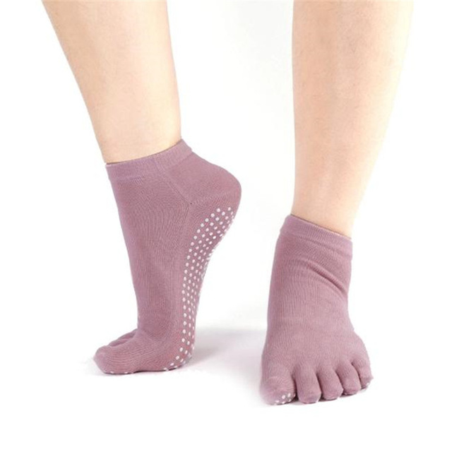 snowshine3-4503-Womens-Cotton-Colorful-Yoga-Gym-Non-Slip-Massage-Toe-Socks-Full-Grip-With-Socks.jpg_640x640