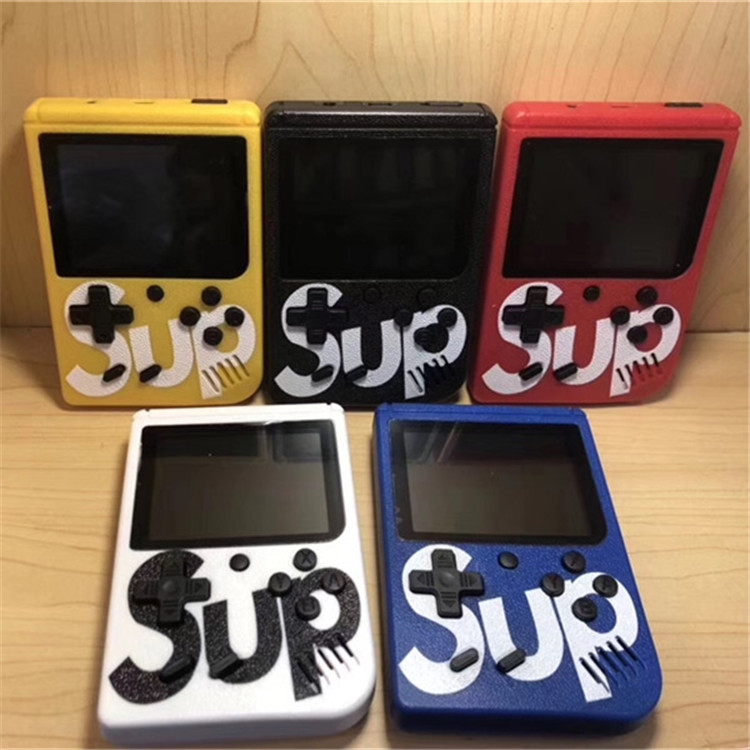 SUP Handheld Mini Game Console 3.0 LCD Retro Video Game Console 168 Classic Games Portable Game Console Good Xmas Gifts for Kids