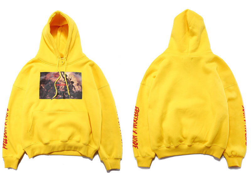 Painting Printed Hoodies 1