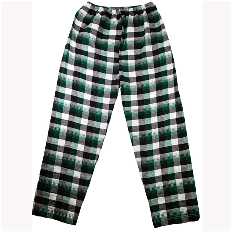 Plus Size,Spring Summer Autumn Crepe Cotton Man Loose Pajamas Pants,Men\'s Sleep Bottoms,Pajamas Bottoms,Nightwear Pants Pyjamas07