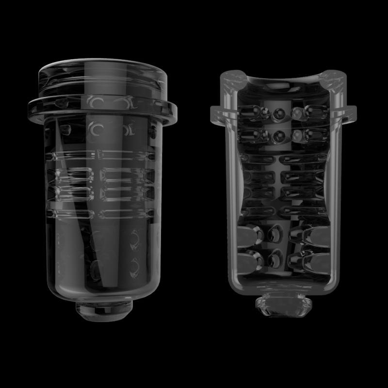 TOMMART 10 Modes Automatic Telescopic Male Masturbator Heating Piston Vagina Vibration Masturbation Cup Sex Toys for Men Y18982802