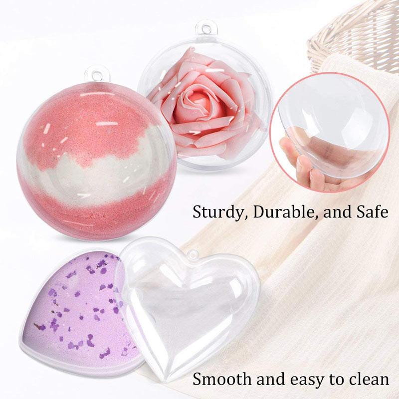 Clear Plastic Balls10