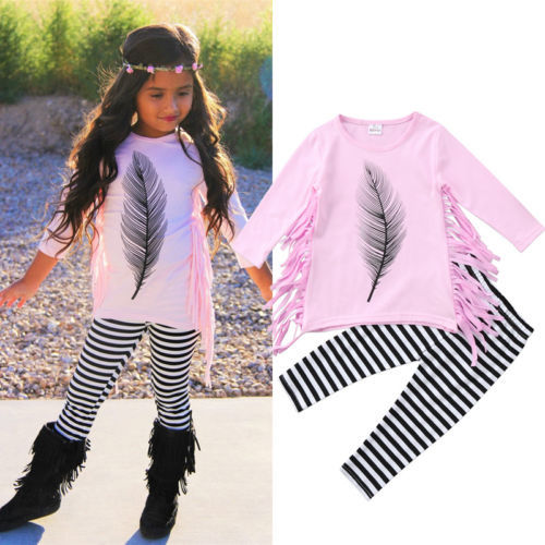 Girl-Top-T-Shirts-Long-Sleeve-Striped-Pants-Cotton-Cute-Outfits-Clothing-Set-Toddler-Kids-Baby (3)