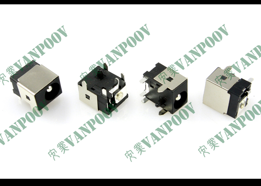 Davitu 10 pcs NEW DC Power Jack For Benq//Lenovo//MSI//ASUS Laptops PIN=2.0mm