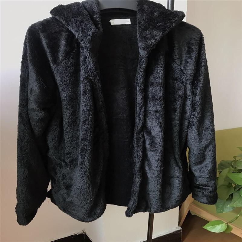Mens Jacket Hooded Designer Jacket Windbreaker Men Women Streetwear Open Stitch Cashmere Blend Long Sleeve Split Autumn Winter Fashion