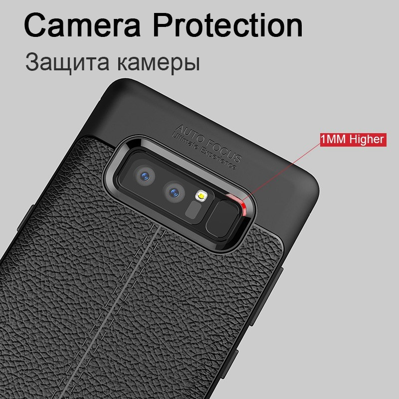 Luxury Carbon Case For Samsung Galaxy Note 8 S8 Plus Cover Leather TPU Soft Coque For Samsung S7 Edge A3 A5 2017 J5 J7 2016 Case (6)