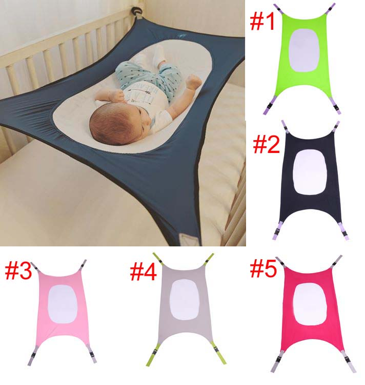 Baby hammock Euro style family removable portable bed multi color baby boy girl safe Hammock