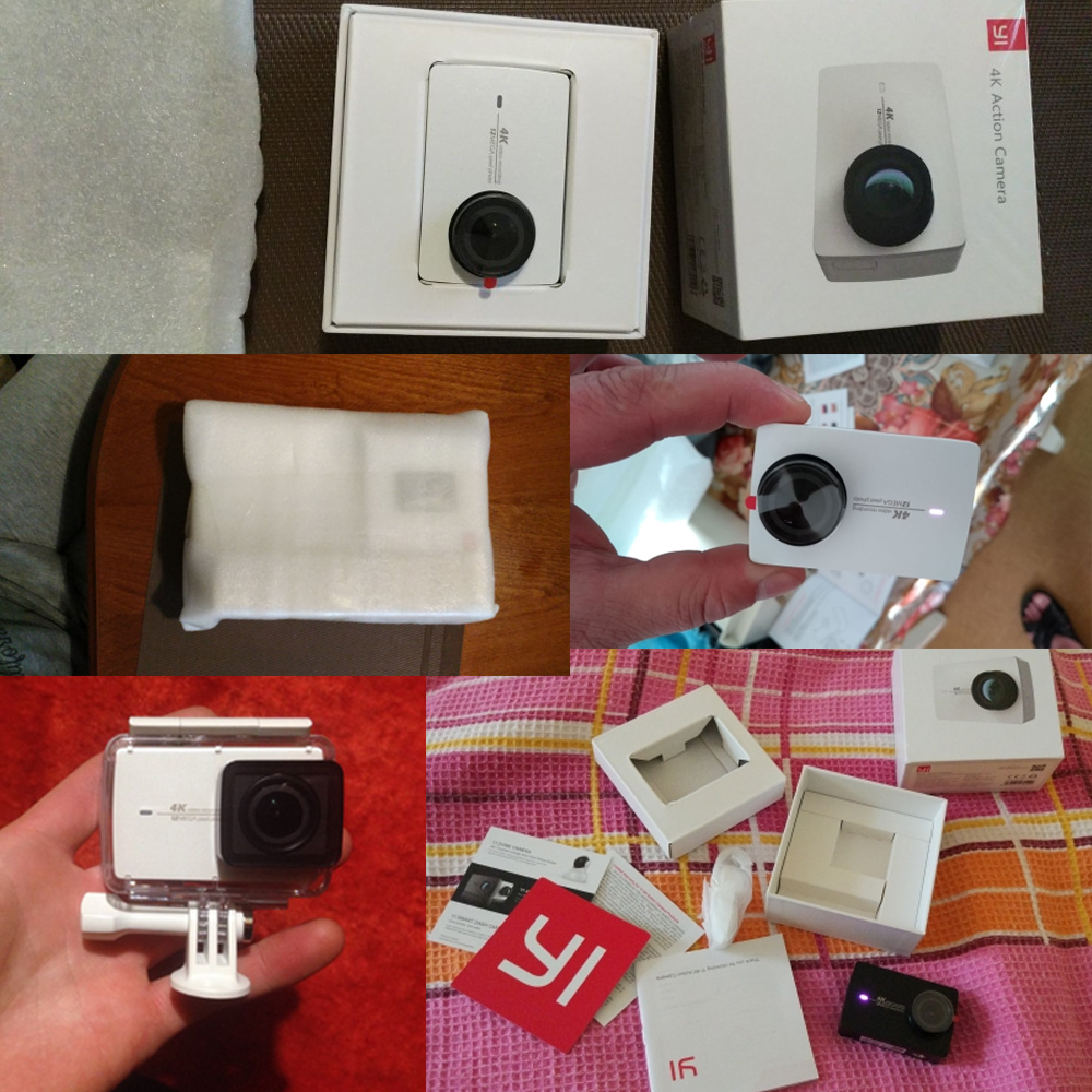 yi 4k action camera real photo-1
