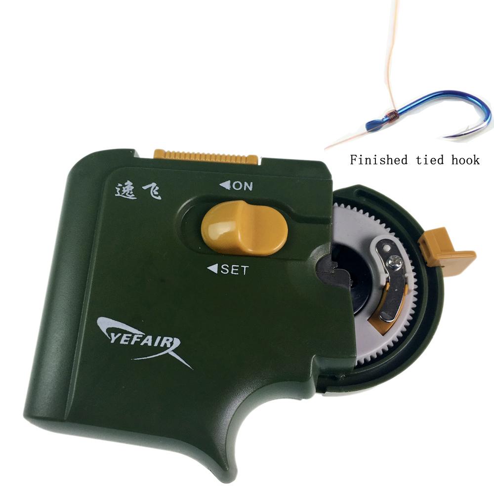 Fishing Hooks Line Tying Device Equipment