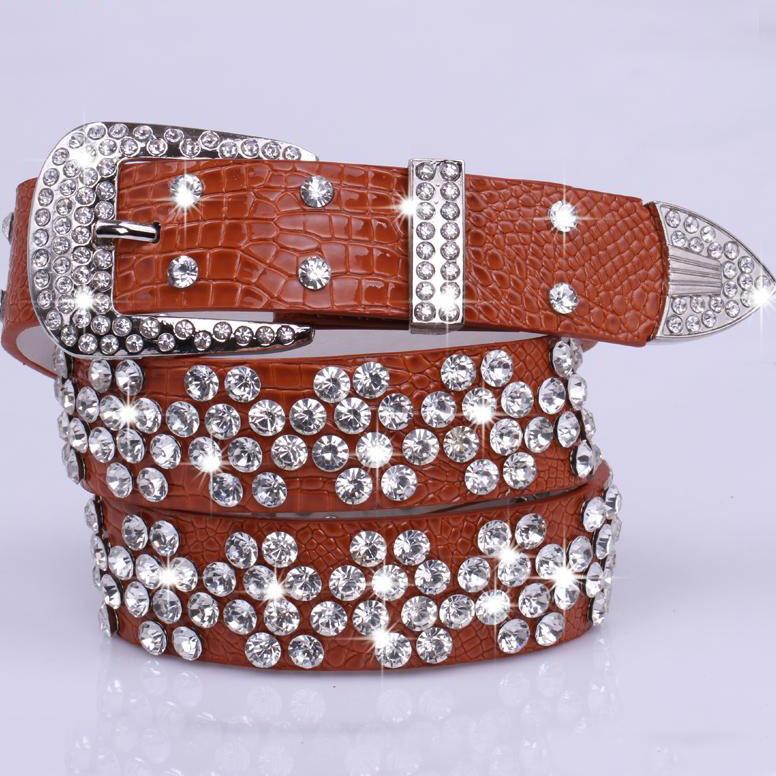 PU belt female fashion waist belt for women cummerbunds white black gray Silver blue leopard coffee yellow red orange color S18101806