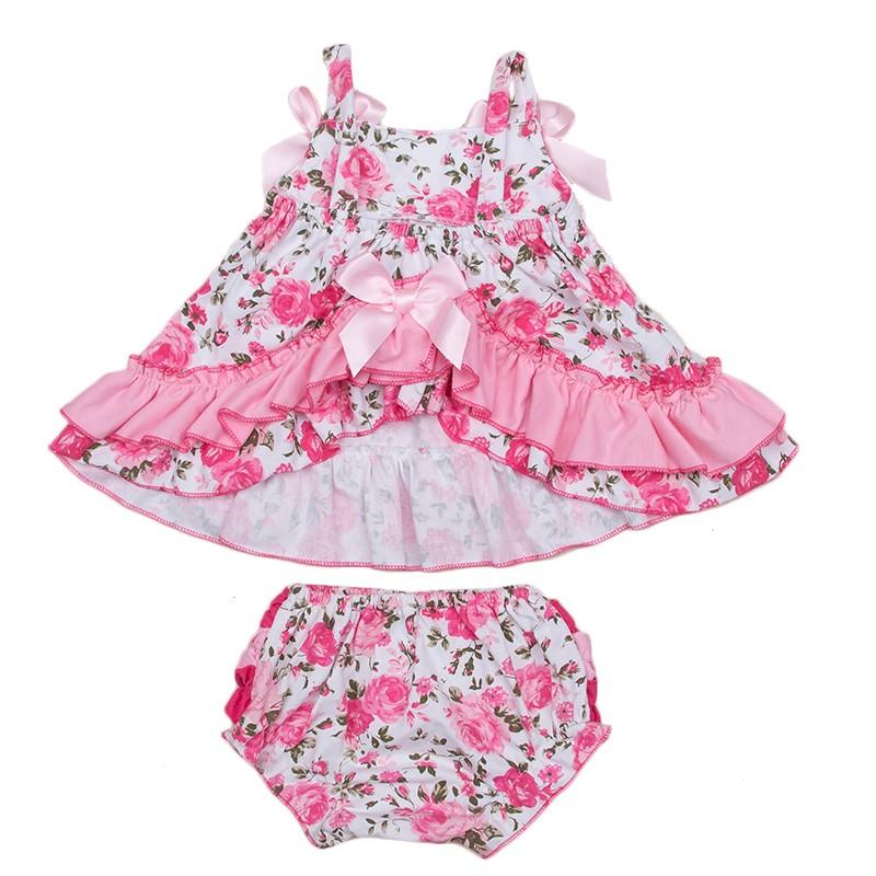 Flower-Print-Girls-Swing-Top-Set-Fashion-Baby-Clothing-Set-Sling-Ruffle-Bloomers-and-Headband-3pcs (1)