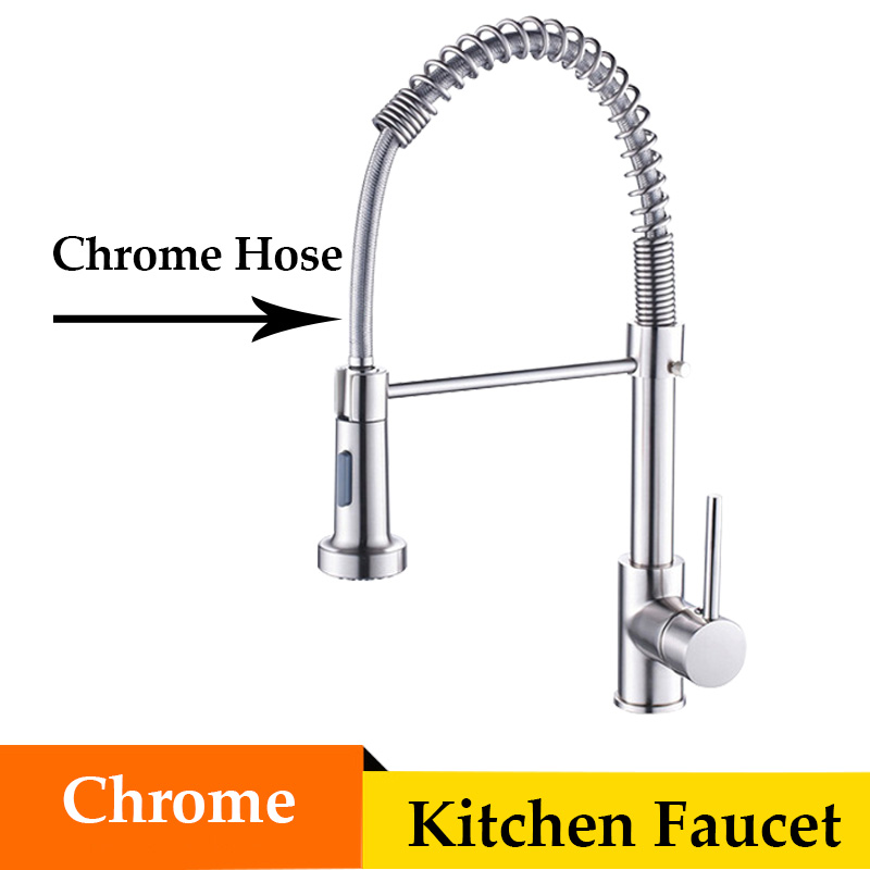 chrome chrome hose