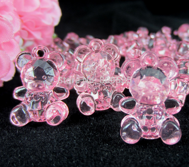 Free-Shipping-100pcs-Mini-Baby-Shower-Favor-Clear-Cute-Beat-Pink-Girl-Decor-Party-Decorations (1)