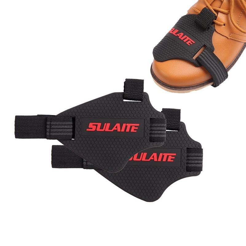 1PC Motorcycle Gear Shifter Shoes Boots Protector Shift Sock Guard Cover Pad Kit