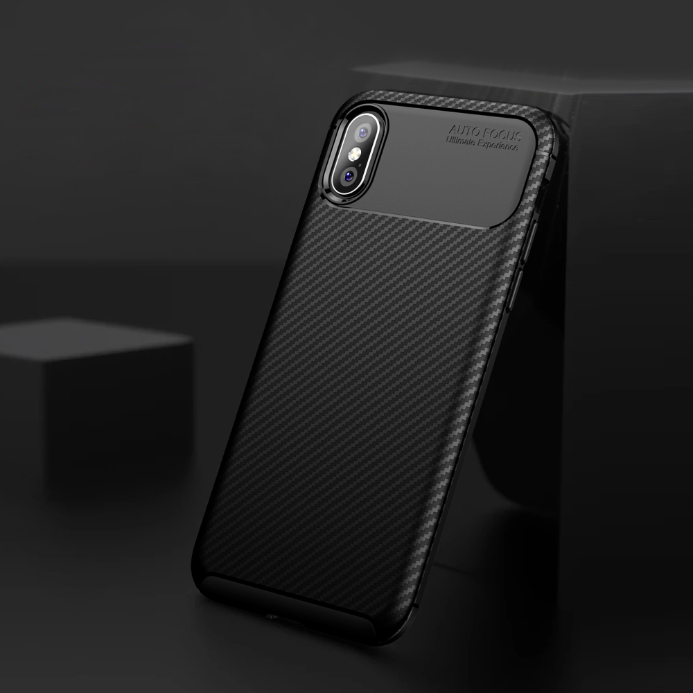Phone Cover For iPhone X XS Phone Case Protective Bumper Soft Silicon Case Durable Shock-resistance