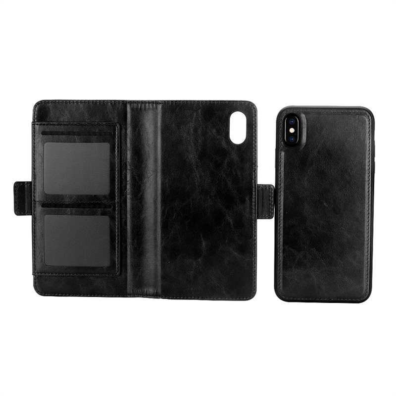 Luxury Flip Leather Stand Case for iPhone XS Max Case Wallet Book Card Phone Cover for iPhone X XR 10 Xsmax Cases Coques Fundas (4)