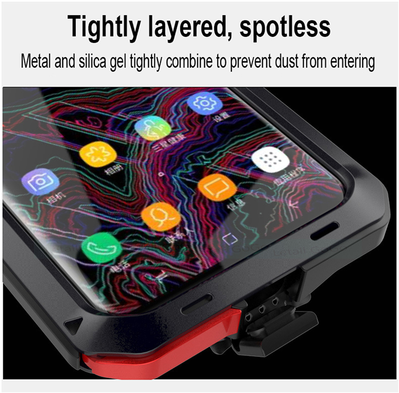 Samsung Galaxy S8 S9 Plus Note 8 9 shockproof phone cover case 5