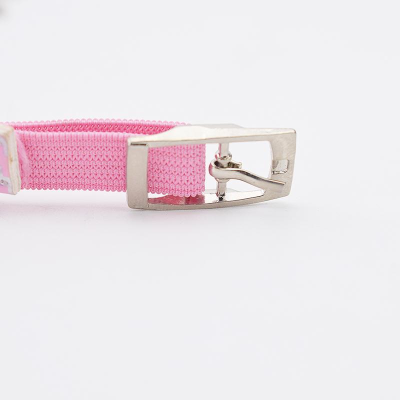 Collier de chien / chiot chaton colliers en PU avec anneau réglable collier de bonbons couleurs Pet Products Animal Supplies