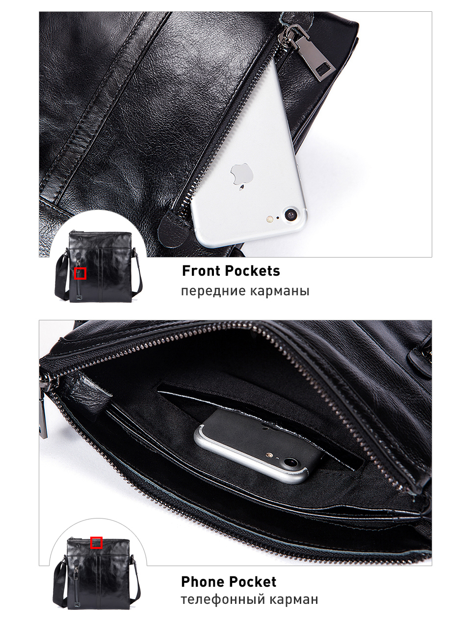 6 men bag shoulder