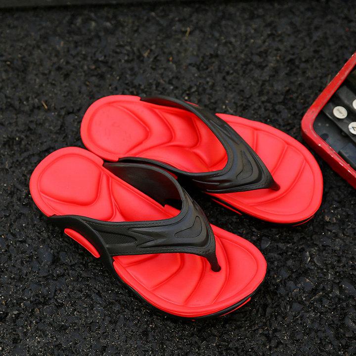 High Quality Quick Drying Soft Summer Sandals Beach Flip Flop Bath Skidproof Slider Casual Flat Eva Slipper (3)