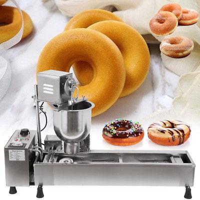 Donut Maker Machine Automatic Manual Making Spanish Doughnut Utensil White