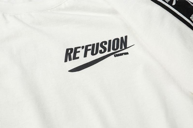 Ribbon Sleeve T-Shirt 10