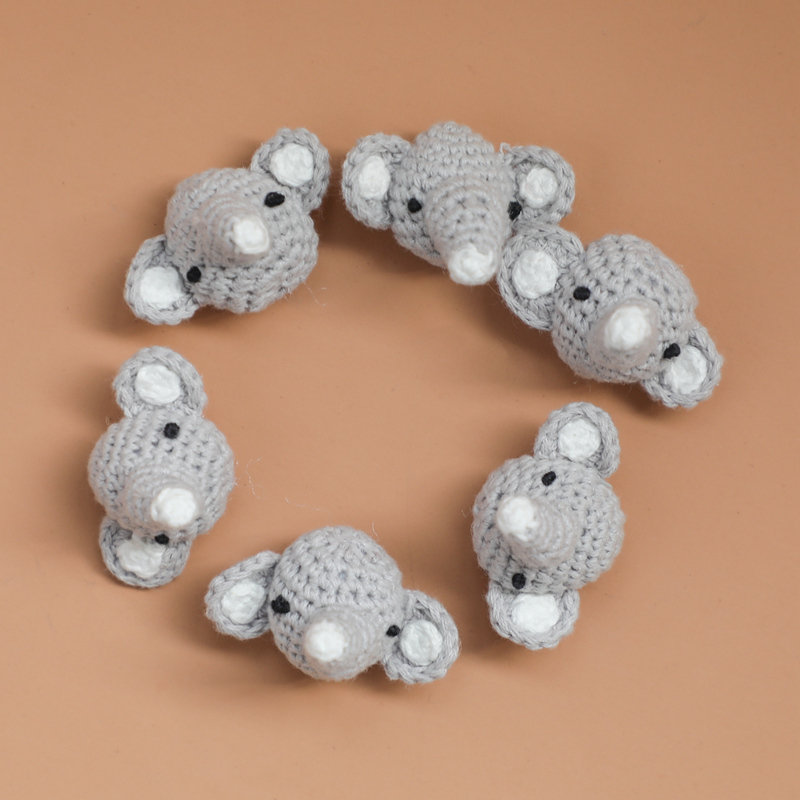 Let's Make 1pc Baby Rattles Crochet Star Amigurumi Baby Toys For ... | 800x800