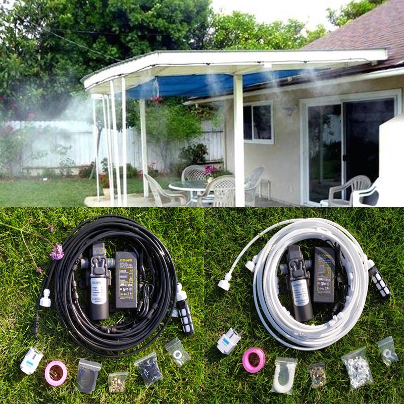 Pompa Acqua Automatico Alta Pressione Pompa Membrana Water System Pump Pompa di sistema dellacqua per Camper//Roulotte//Barca DC12V 8L//min Pompe acqua