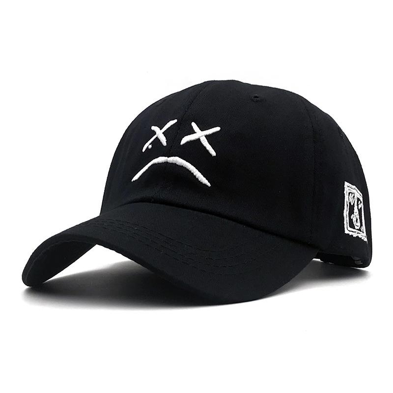 Peace Love Pickles Classic Adjustable Cotton Baseball Caps Trucker Driver Hat Outdoor Cap Black