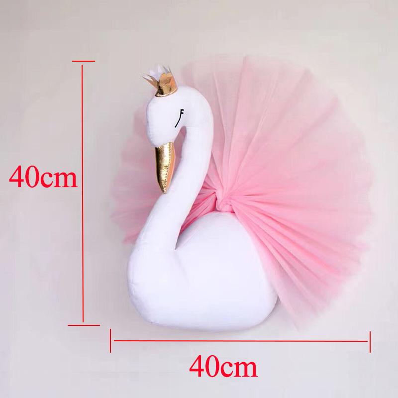 swan wall hanging