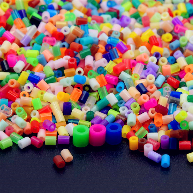 Puzzle 5mm Hama Beads Toy For Choose Kids Education Diy Toys Quality Guarantee New Perler Beads Wholesale