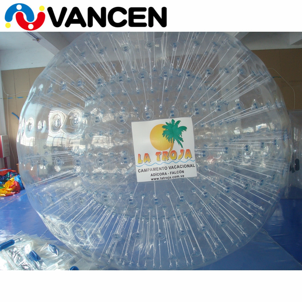 inflatable bubble soccer ball25
