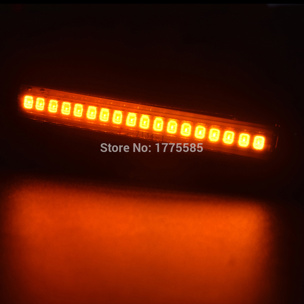 A031 BMW E36 E46 E92 E88 LED Side marker turn signal light (6)