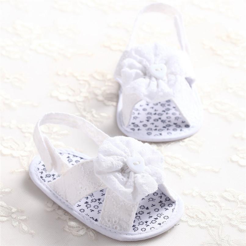 Summer Baby Girl Sandals Toddler Baby Flower Princess Cotton Fabric Sandals Girls Kid Shoes NDA84L25 (2)