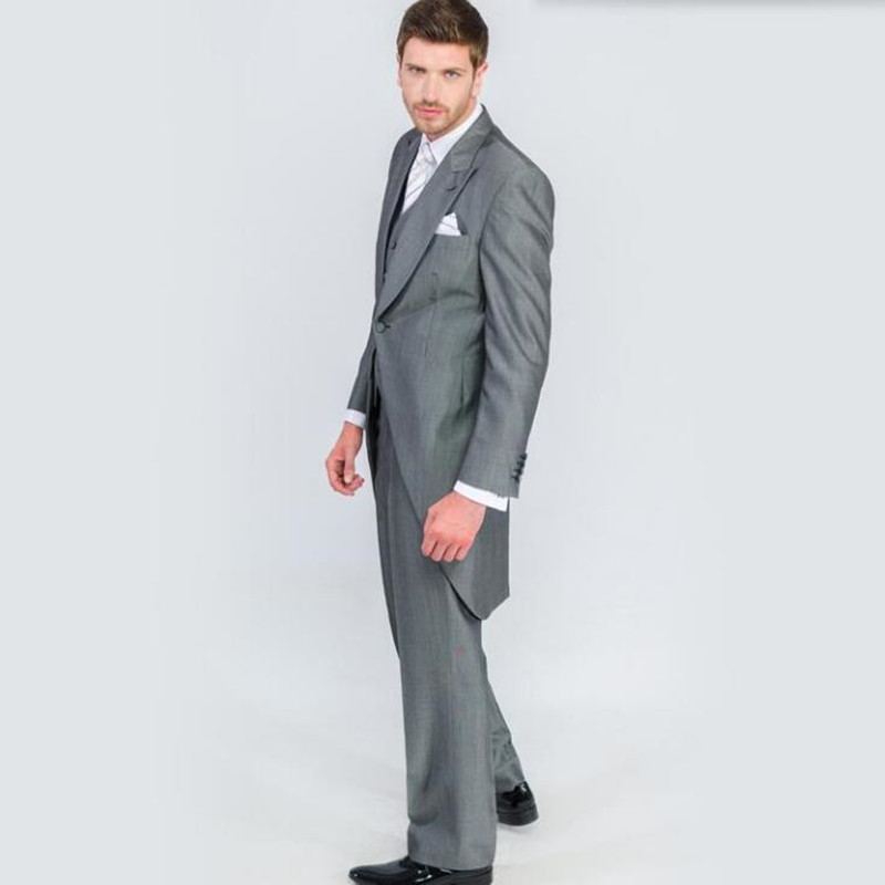 2017-Perfect-Male-Suits-Peaked-Lapel-one-Button-Fashion-grey-men-Suit-Groomsman-tailcoat-Wedding-men (1)