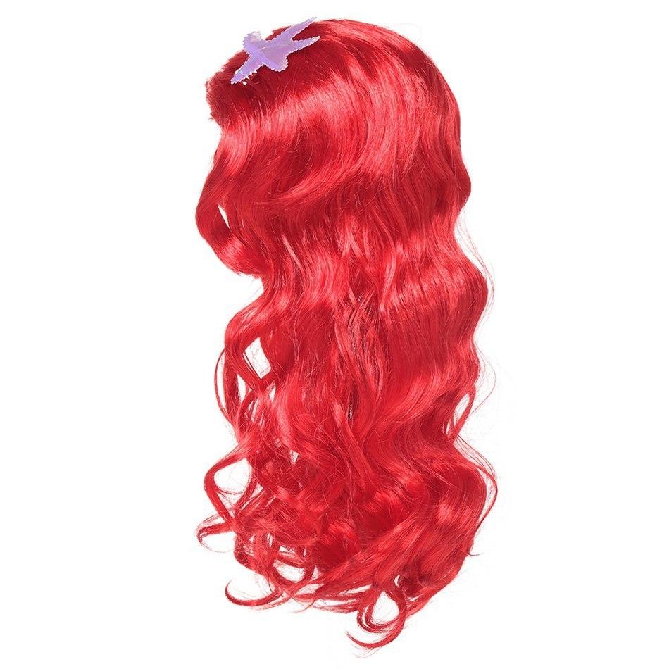 Ariel Princess Cosplay Costume (8)