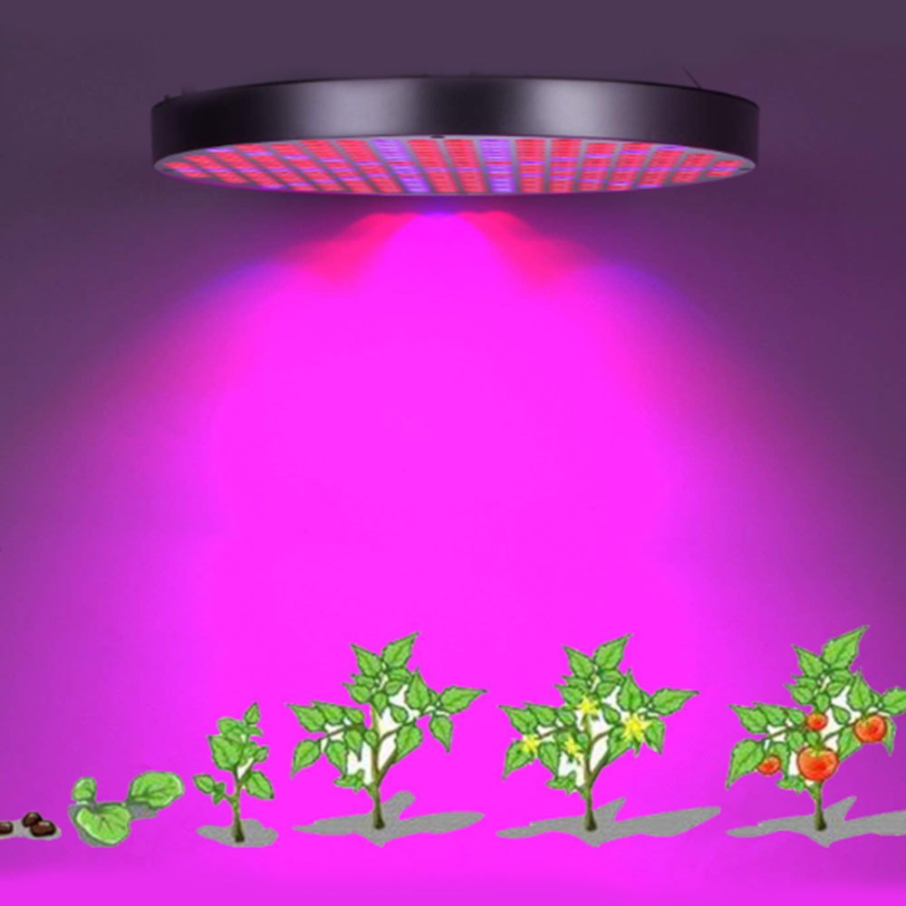45 W 225 DEL Grow Light Plant Panel croissant lampes pour graines serre hydroponique