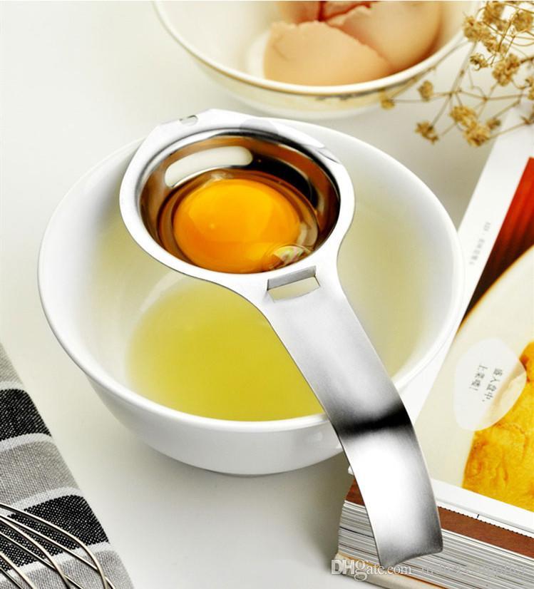 Egg Yolk Separator Divider Hand Held for Making Cake Egg separator FBB