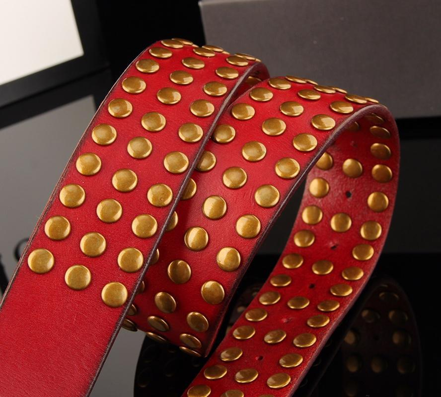 brand belts 2019 European style fashion lychee grain road cow leather belts waistb and men and women belt high quality belts with box belt8