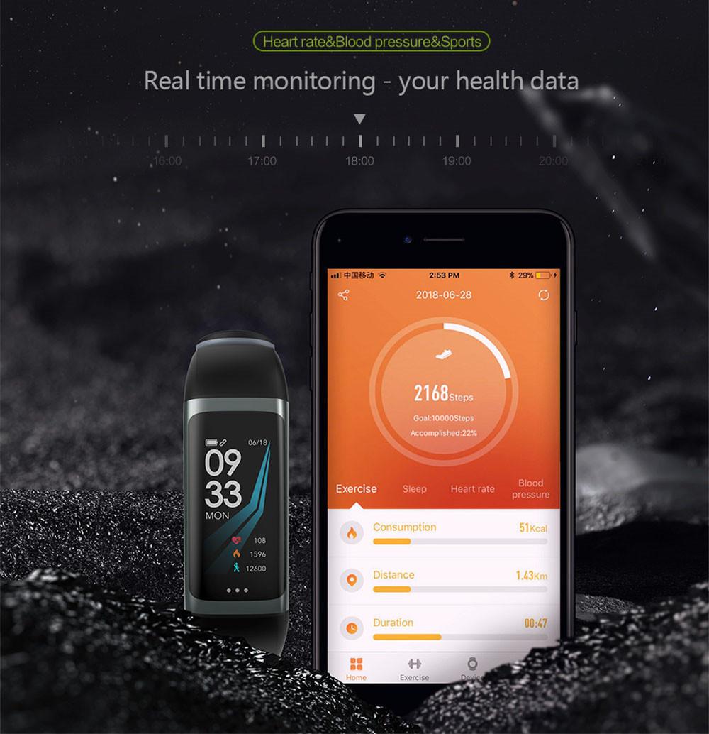 smart watch wristband health heart rate xiaomi mi band 3 (1)
