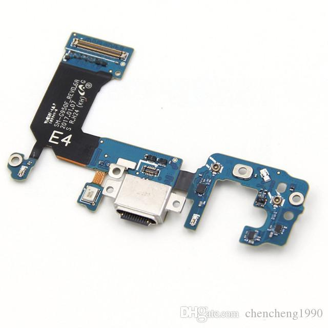 100% New USB Charging Charger Port Flex Cable Replacement For Samsung Galaxy S8 G950 G950U G950F