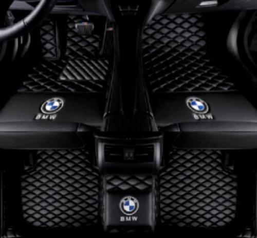 S/érie 2 Active Tourer F48 2016-2020 Tapis de Sol en Caoutchouc pour Voiture Auto Tous Temps Antid/érapant Imperm/éable Recouvrement Total X2 3D MAXpider BMW X1