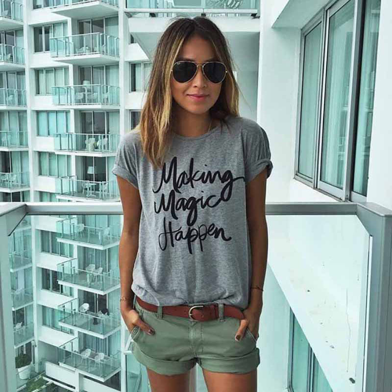 New--Summer-Women-T-shirt-Printed-Magic-Letters-Fashion-O-Neck-Short-Sleeve-Loose-Tee (2)