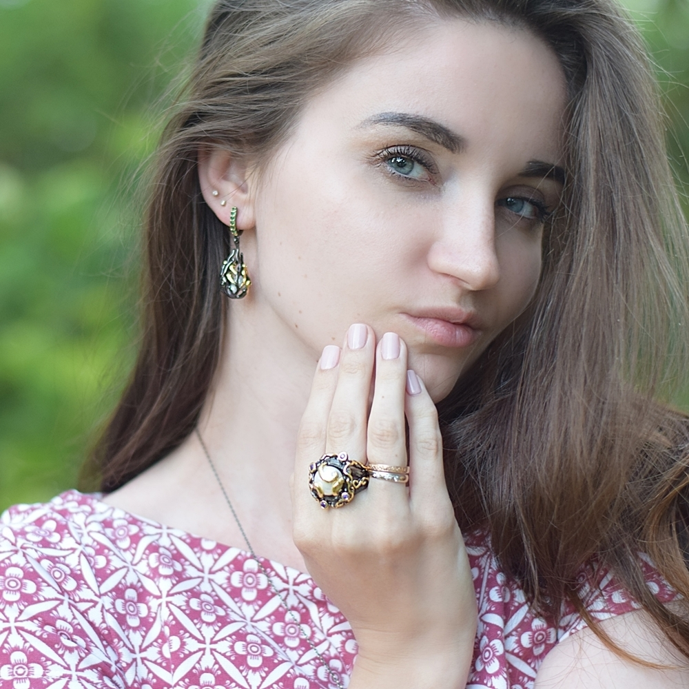 WE3771 pearl earrings women (11)