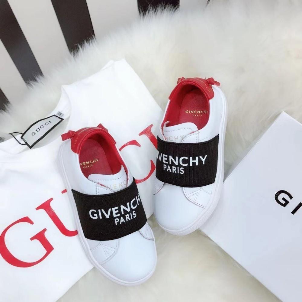 high end crianças meninos meninas formadores calçados esportivos verão sapatos brancos