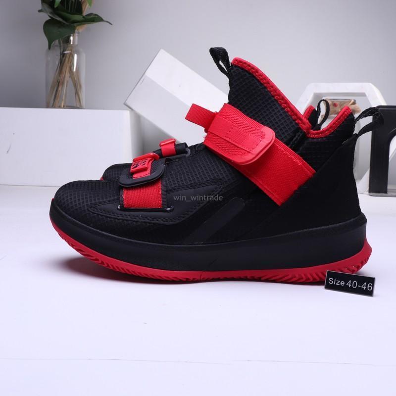 Herren S Soldier Xiii 13 Fashion Basketball Schuhe Sports Soldiers 13s Pull Schnürsenkel Designer Sneakers 40-46